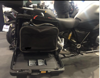 PANNIER LINERS INNER BAGS FOR BMW R1200GS F800GS F650 GS EXPANDABLE Vario Cases