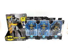 LOT - DC MULTIVERSE - BATMAN FIGURES X 9