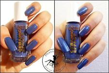 CERAMIC EFFECT NAIL POLISH - NAGELLACK by LAYLA - PACIFIC BLUE 7468