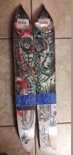 Rare Thomas Campbell Art 2 Skateboard Natas Kaupas 101 Designarium 59 & 60 /500
