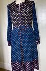 Boden Multi Spot Dress BNWT Size 6-8