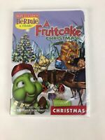 NEW - Hermie & Friends - A Fruitcake Christmas SEALED Max Lucado