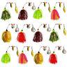 12pcs Fishing Spinner Spoon Baits Jigs Head Rubber Skirts Fishing Lure Pike Bass