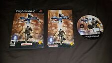 SOULCALIBUR III Sony Playstation 2 Game PS2