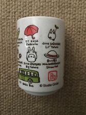 My Neighbor Totoro and Friends Japanese Tea Cup Studio Ghibli Japan NEW