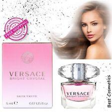 Versace Bright Crystal For Women Mini Eau de Toilete EDT Splash 5ml .0.17 OZ