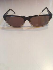 IZOD IZ 760 Sunglasses Brown Fade