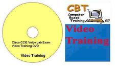 Cisco CCIE Voice Lab Exam Video Training DVD