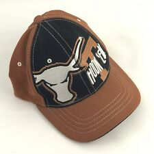 Zephyr Authentic Texas Longhorn ZHats  M/L Stretch One Size Hat