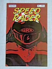 Speed Racer Vol. 1  No. 9 May 1988 NOW Comics First Printing April 1987 NM (9.4)