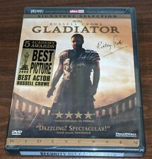 Gladiator, Dvd, 2000, 2-Disc Set, Signature Collection, Russell Crowe, New