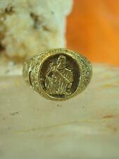 Ring Talisman Lp Koon Wat Banrai Wealth Charm Luck Protection Thai Buddha Amulet