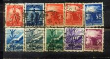 Italy Italia Nice Stamps Lot 9