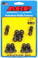 ARP 234-1801 Oil Pan Bolts Black Oxide 12-Point Head Chevy Small Block Kit