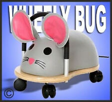 *NEW* ORIGINAL LARGE WHEELY BUG MOUSE Toddler Ride-On Toy