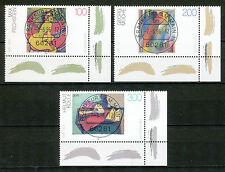 Bundespost 1843 - 1845 gestempeld