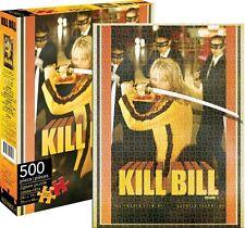 Aquarius Entertainment Kill Bill Vol1 One Sheet Puzzle *clcshop/giw*