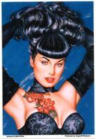 #Sexy BETTIE #Inked #PinUp #tAttoo GLOVES #STICKER/ #DECAL Olivia de Berardinis