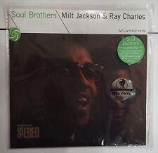 MILT JACKSON & RAY CHARLES Soul Brothers 180-gram VINYL LP Sealed ORG Pallas
