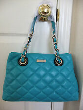 AUTH  Kate Spade Gold Coast Small Maryanne Tote in Teal NWT