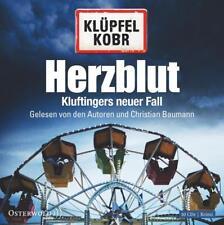 Herzblut. Kommissar Kluftinger  Michael Kobr und Volker Klüpfel 7 CD´s