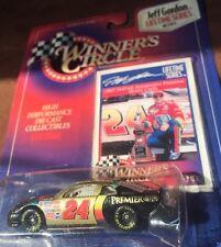 Jeff Gordon Winners Circle Die Cast Stockcar Nascar #24 Lifetime Series 1997 Car
