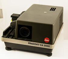 Leica Leitz Pradovit CA2502 + Leitz colorplan CF 90 mm 2.5  250 W