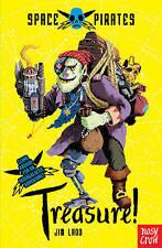 Space Pirates: Treasure, New, Jim Ladd Book