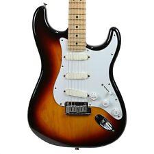 2005 Fender Stratocaster w/EMG's Electric Guitar Sunburst