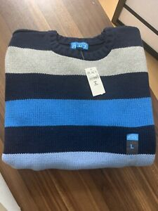 The Childrens Place Boys Striped Sweater NWT