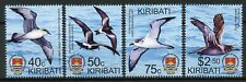 Kiribati 2019 MNH Independence 40th Anniv 4v Set Petrels Shearwater Birds Stamps