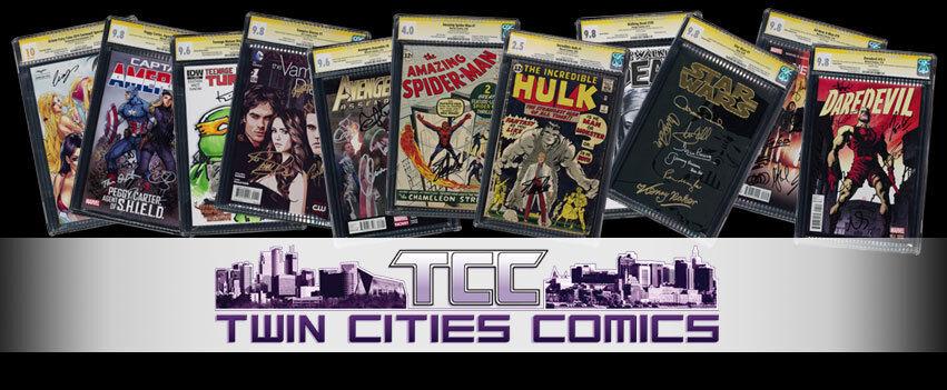 Twin Cities Comics