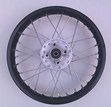 Felge hinten 1,85X 14 Zoll Dirt Bike pocketbike Cross Pocket Rad Reifen Pit 1110