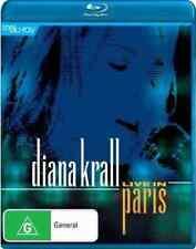 Diana Krall - Live in Paris - Jazz/Blues - Blu Ray