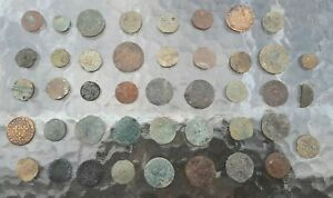 40+ Medieval English, French & German Tokens & Jettons / Jetons