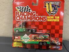 1998 Nascar Racing Champions Tabasco Team Transporter Todd Bodine #35 Pontiac