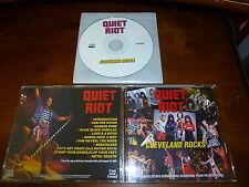 Quiet Riot / Cleveland Rocks - Live 1983 ORG *Z