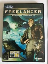 pc retro game freelancer / the universe of possibility