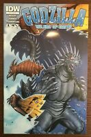 Godzilla Rulers of Earth #5 2013 Retailer Incentive IDW Variant Comic Book