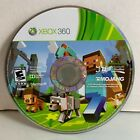 Minecraft Xbox 360 Video Game | Tested | Disc Only | Mojang Kids Game Ships Fast