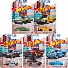 Hot Pickups Mix Set 5 pcs  1:64 Hot Wheels GYN20-979Q