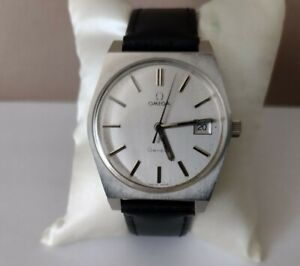 Vintage Omega Geneve Cal. 613 Gents Winding Watch