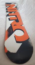 Snowboard Nitro Prime Wide 159cm Camber