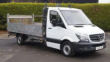 2014 Mercedes-Benz SPRINTER 313 CDI LWB 2.1 Dropside / Pick-Up with Tail Lift