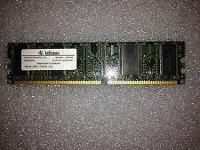 Memoria DDR Infineon HYS64D16000GU-7-A 128MB PC2100 266MHz CL2.5 184-Pin