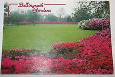 Vintage Rppc The Great Lawn Bellingrath Gardens, Theodore, Alabama (post card)