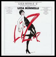 LIZA MINELLI - LIZA WITH A ' Z ' CD Album ~ LIVE 70's TELEVISION CONCERT *NEW*