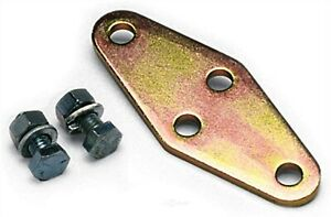 Cable Plate   Edelbrock   1495
