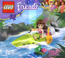 #30115 LEGO Friends Olivia's Jungle Boat polybag (new and sealed)