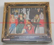 ONE PIECE 20th Anniversary BEST ALBUM First Limited Edition 3 CD Blu-ray Japan